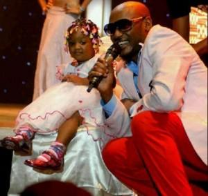 Tuface's Daughter, Isabel Clocks Two
