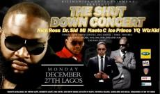 Rick Ross Performs In Nigeria On December 27