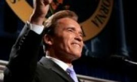 Schwarzenegger's next act: return to LA, go green