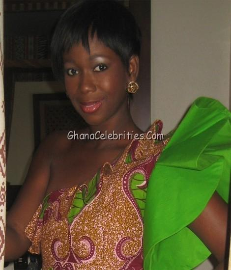 Ama K Abebrese In A Hot Romantic Relationship With Black Stars' Kwadwo Asamoah
