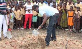 Ghanaian actor, John Dumelo, to build new school in rural Ghana
