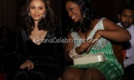 Photos: Jackie Appiah And Nadia Buari At F.A.C.E List Awards In New York