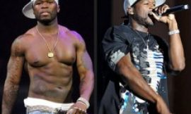 50 Cent Donates Gaddafi Private Gig Fee