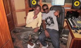 SARKODIE FINALLY GETS INTO THE STUDIO WITH AWAL MOHAMMED!!