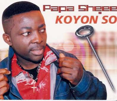 Papa Shee turns Evangelist