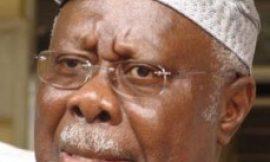 Seye Ogunlewe shuns Bode George