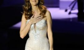 Celine Dion: Breastfeeding helped me get my body back