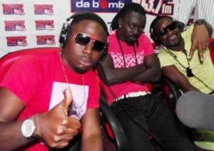 Praye collaborates with Degg J Force 3 for Clean Africa Campaign Song