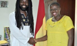 Rocky Dawuni Lobbies For Tourism Ambassador
