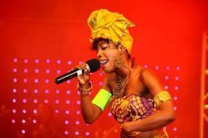 Kaki, Emmanuel & Daniella show class on Ghanaian Music Night