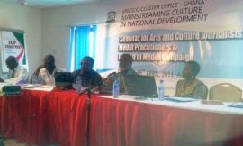 Ghana urged to ratify UNESCO Conventions on culture