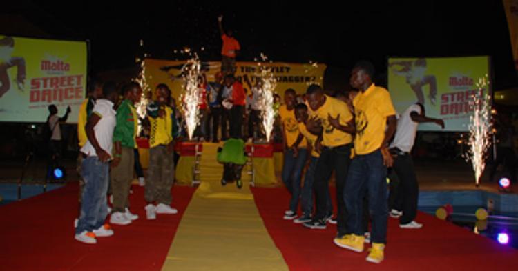 GGBL launches Malta Guinness Street Dance Africa 2011