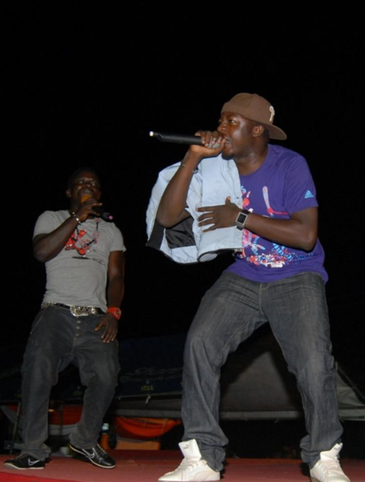 """""""MTN CHILL ZONE"""" GETS KWAHU JAMMING!"""