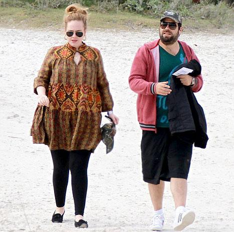 Adele's Boyfriend Is Married, Has a Daughter, 5