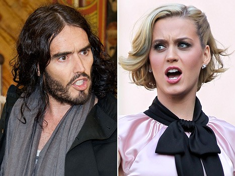 Russell Brand Already Seeing Other Women, Trashing Katy Perry