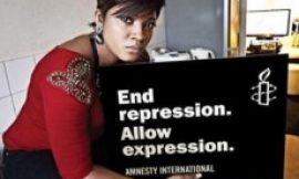 Omotola Appointed As Spokesperson For Amnesty International