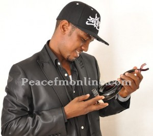 Dr Cryme Wins Most Bankable Young Artiste