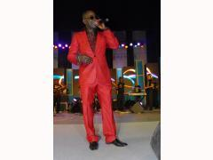 "Amakye Dede's ""Red Tomatoes suit"" on Fashion 101"