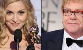 Elton John lost his 'Madonna won't win' bet