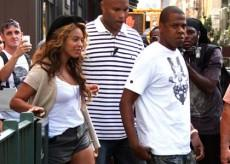 Beyonce's Baby Security Angers Parent