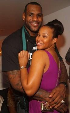 LeBron James Pops The Question To Girlfriend Of 8 Years, Savannah Brinson!