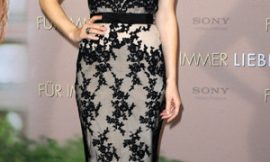 Rachel McAdams Dazzles at 'The Vow' Premiere
