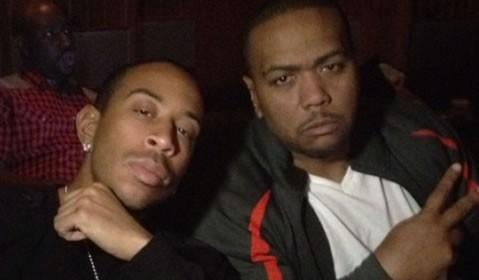 Rapper Ludacris teams up with Timbaland for 7th studio album