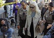 Judge says Lindsay Lohan doing well on probation