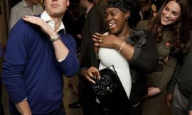 AZONTO Goes Royal…Prince William On Some Azonto Moves