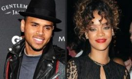 Rihanna & Chris Brown Ignore Each Other at L.A. Club