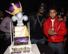 Justin Combs Turns 18….& Mama Misa Threatens The Cougars!