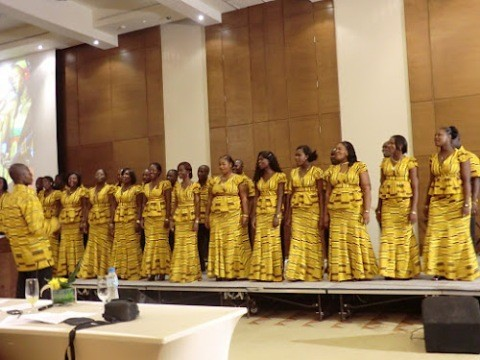 Sakumono Youth Choir tops all at the Accra Regional Choral Competition