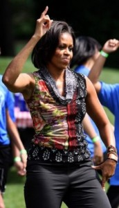 Michelle Obama 'Spends £32,000 On Lingerie
