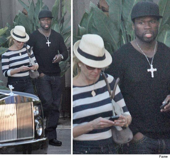 Chelsea Handler Speaks To Howard Stern on Break-Up with 50 Cent