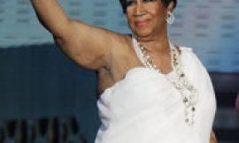 Aretha Franklin talks of her dream wedding, fiance