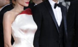 Jolie and Pitt grace the Globes in glamorous style