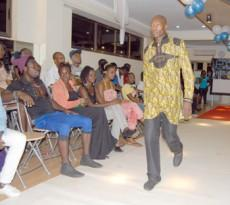 Male Model Win With Azonto
