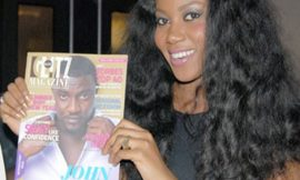Yvonne Nelson Turns 'Journalist'