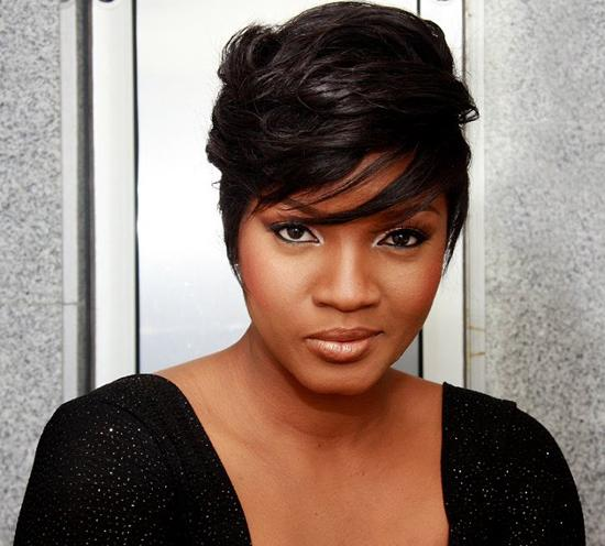 Aphrodisiac Omotola Dazzles In Ghana After Making A Surprise Visit
