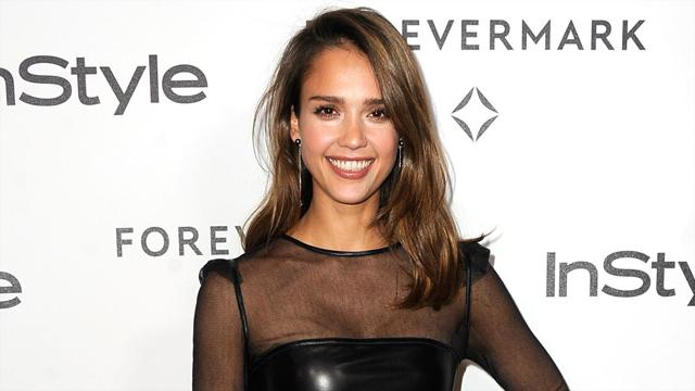 Jessica Alba's latest role: business owner