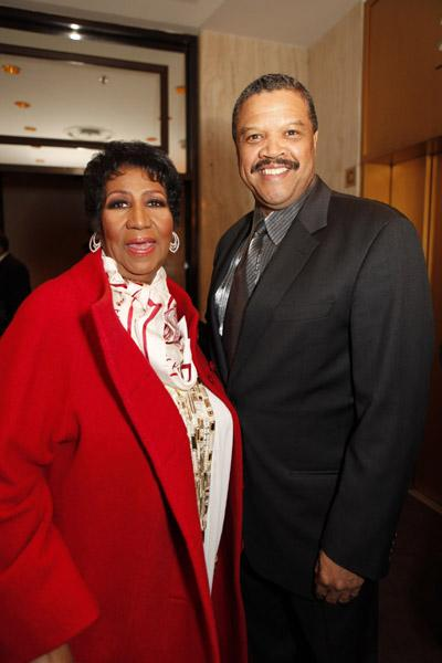 ENGAGED! Aretha Franklin Set To WED Her Boo William 'Willie' Wilkerson