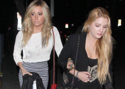 Ashley Tisdale's Rockin' HOB Weekend