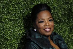 Oprah Reportedly Named Blue Ivy's Godmother