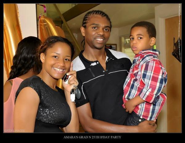 KANU NWANKWO AND WIFE, AMARA EXPECTING