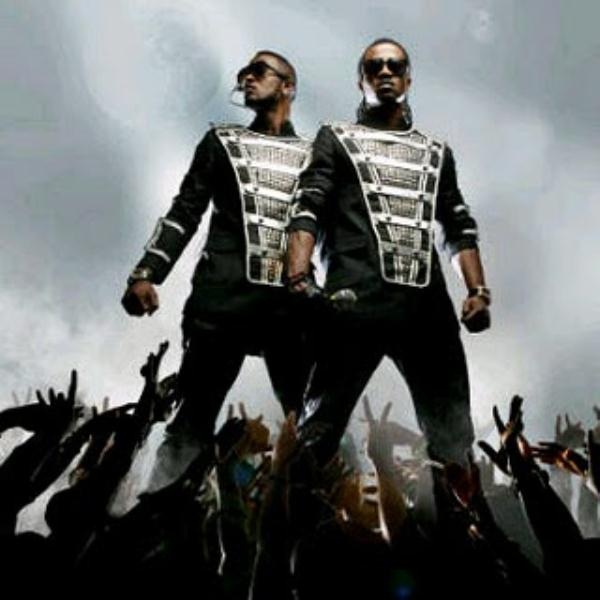 P-SQUARE'S COLLABORATION WITH USHER RAYMOND