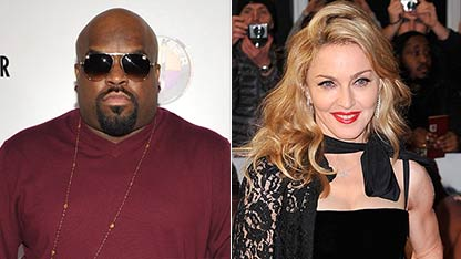 Madonna Super Bowl Surprise Guest: Cee Lo!