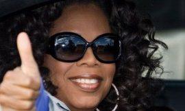 Happy 58th Birthday, Oprah!