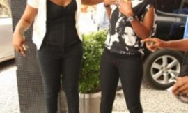 GENEVIEVE NNAJI AND OMOTOLA RIFT TAKES A NEW DIMENSION