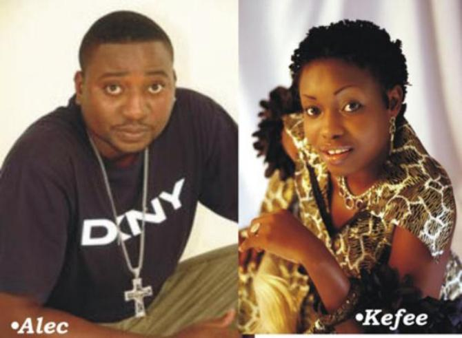KEFEE'S EX HUSBAND ALEC GODWIN REMARRIES