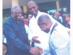 AAHM Honours Amakye Dede